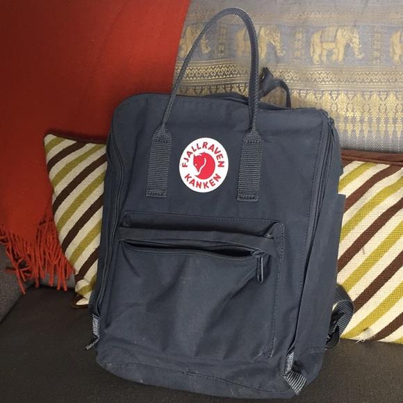 6ac4e0a41b6 Fjallraven Handbags - Fjallraven Kanken water resistant backpack